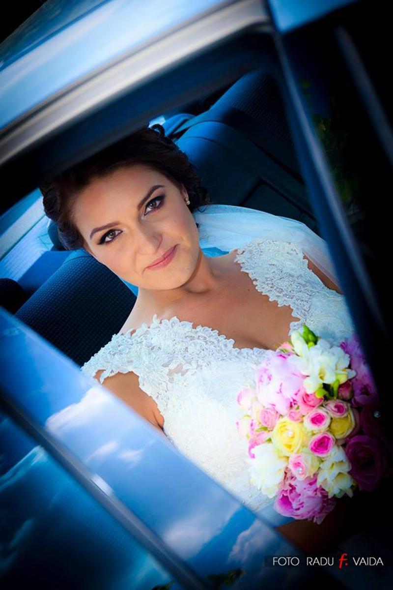Andreea Crisan Bride